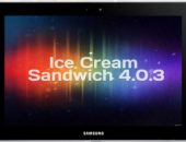 Обновление Galaxy Tab 10.1 до Ice Cream Sandwich
