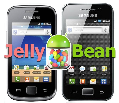 Jelly Bean Android 4.1.1 (бета) для Ace и Gio