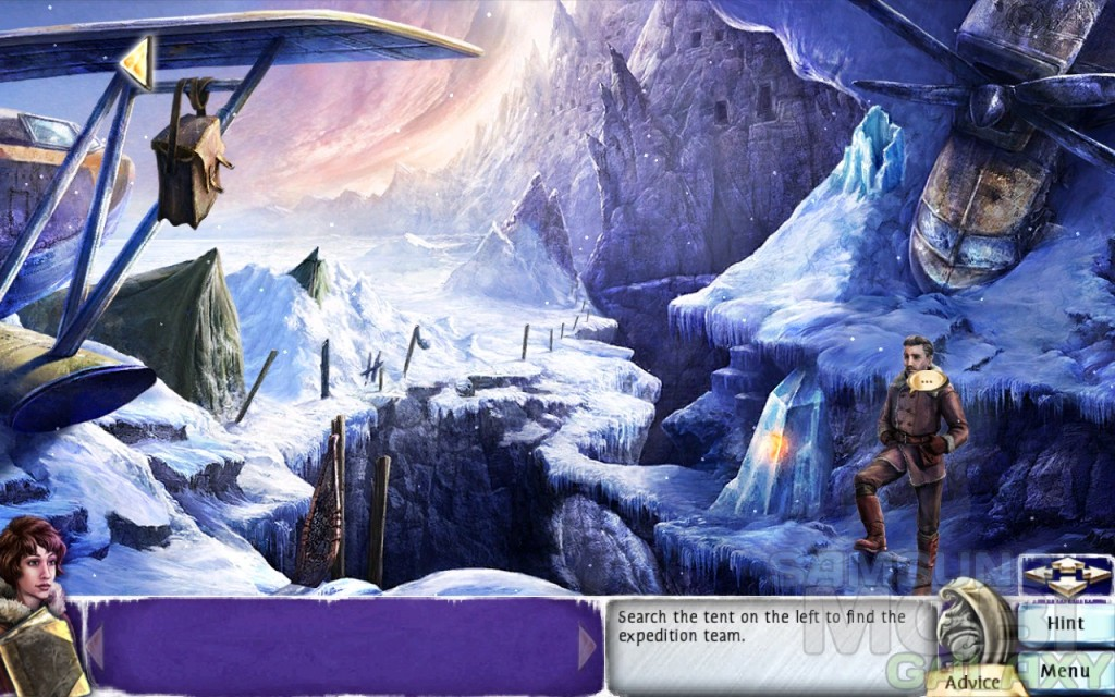 Квест Mystery Stories: Mountains of Madness для Samsung Galaxy