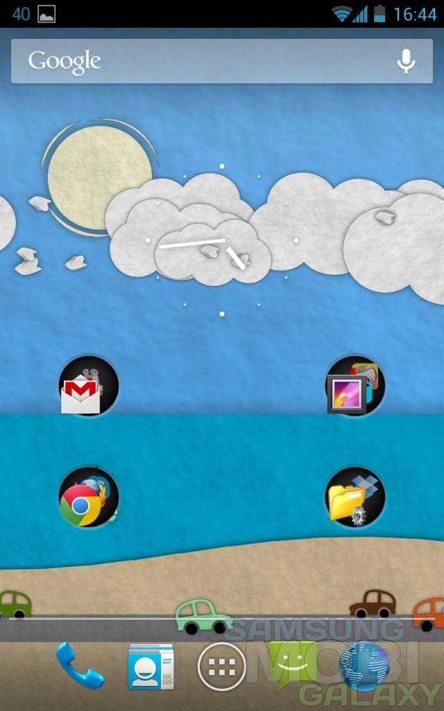 Paperland - оригинальные живые обои для Android