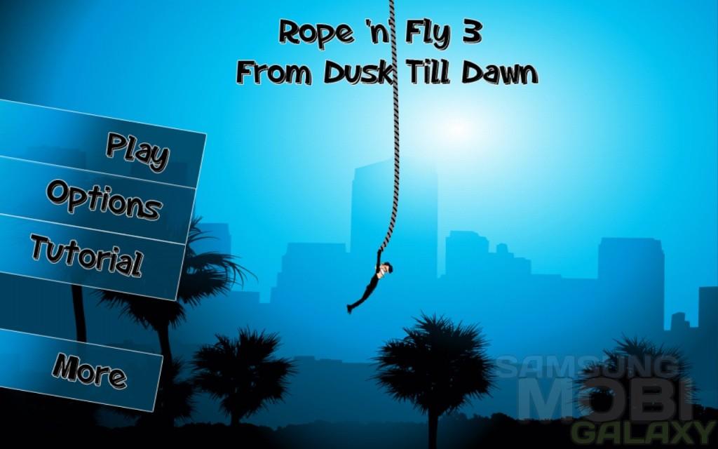 Rope'n'Fly — From Dusk — история одного отморозка