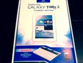 Распаковка Samsung Galaxy Tab 2 7.0 Student Edition