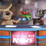 Talking Tom & Ben News - говорящие кот и пес для Samsung Galaxy