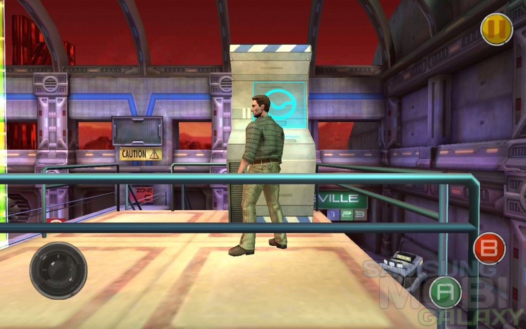 Total Recall The Game: Episode 1 для Samsung Galaxy