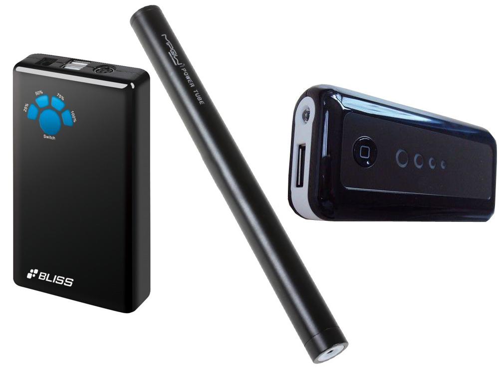 Аккумуляторы портативные для Samsung Galaxy SIII i9300
