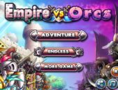 Игра Empire VS Orcs для Андроид