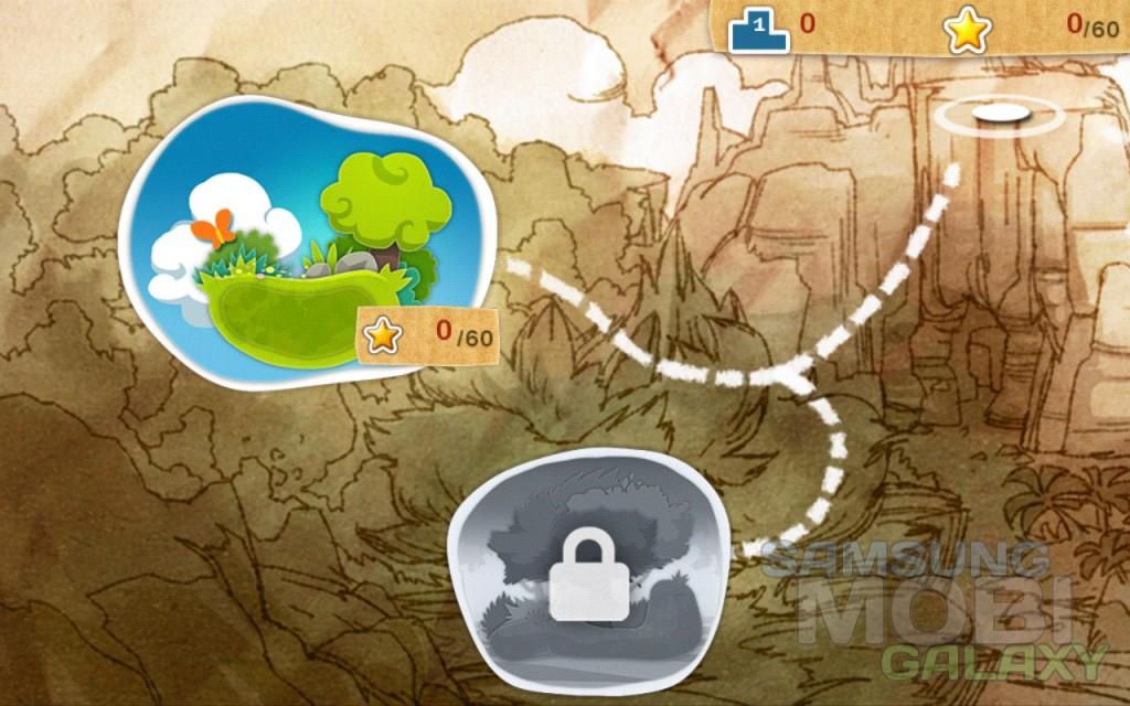 Скриншоты из головоломки iBlast Moki 2 для Android