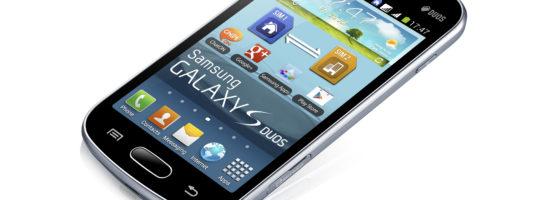 Samsung Galaxy S Duos S7562