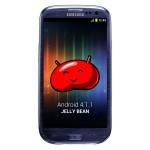 Samsung Galaxy S3 получит Jelly Bean через неделю
