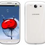 Samsung Galaxy S 3 - Jelly Bean