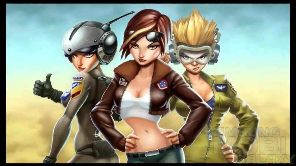 Игра Bombshells: Hell's Belles для Samsung Galaxy