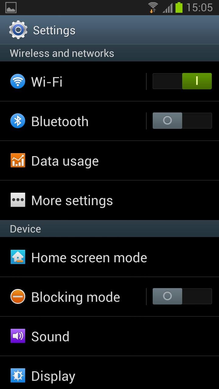 Обновление I9300XXDLI4 для Galaxy S III