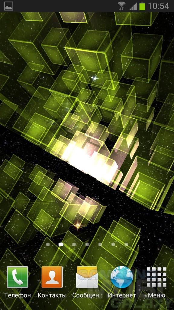 """Matrix 3D Cubes 3 - """"матричные"""" кубики"""