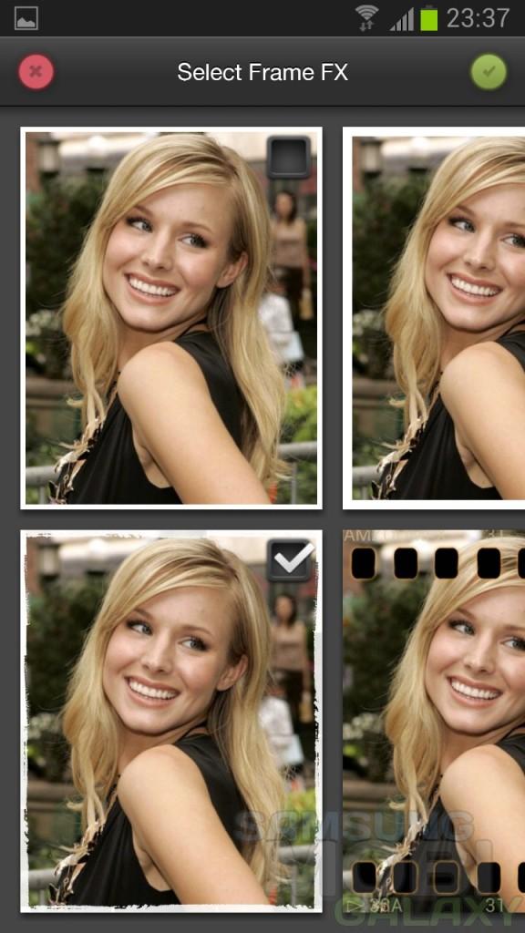 Photo FX Live Wallpaper - эффекты фото