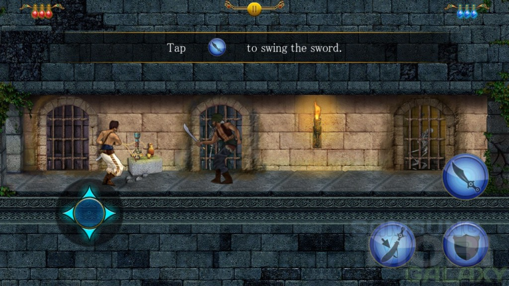 Игра Prince of Persia Classic для Android