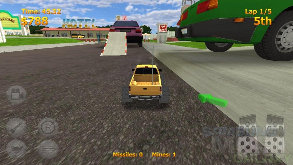 RC Mini Racers - 3D гонки для Samsung Galaxy