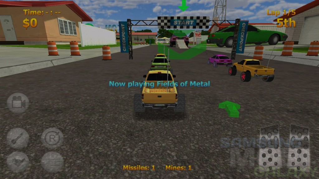 RC Mini Racers - 3D гонки для Android