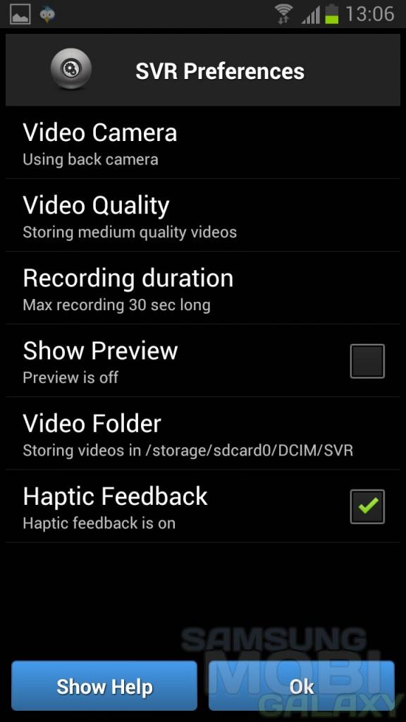 Программа для скрытой записи видео - Secret Video Recorder