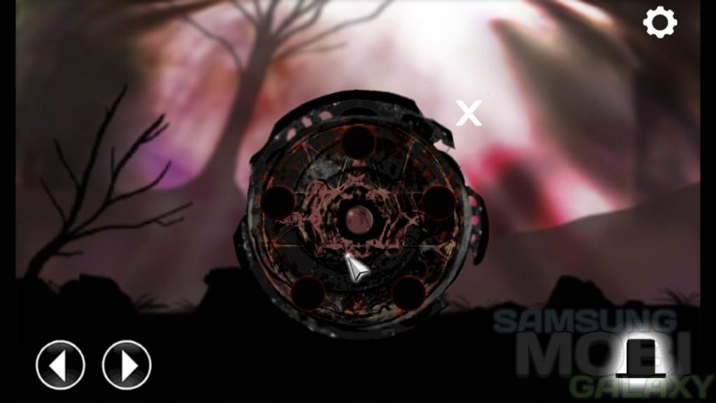 Квест Soulless Night для Samsung Galaxy