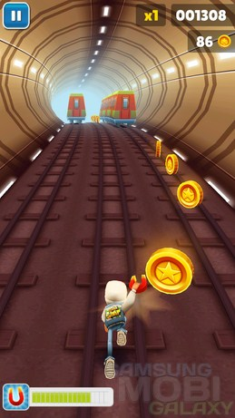 Subway Surfers — 3D супер раннер