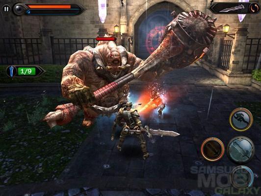 Игра Wild Blood для Android, босс