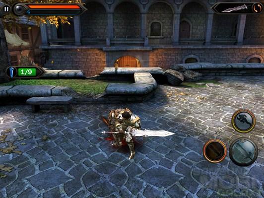 Игра Wild Blood для Андроид - сражение