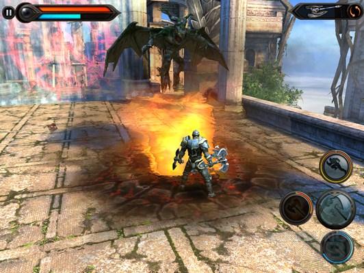 Игра Wild Blood для Android, геймплей