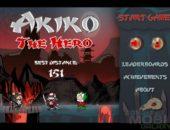 "Akiko the Hero – ""хрюкающий"" ниндзя для Android"