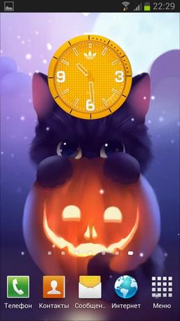 Analog Clocks - виджеты аналоговых часов для Samsung Galaxy