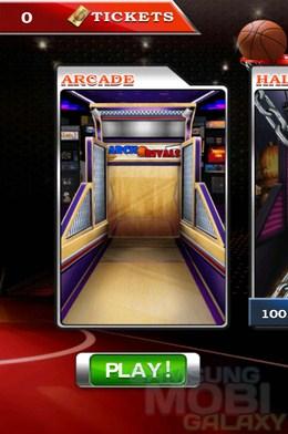 Basketball Mania – мания кольца для Android