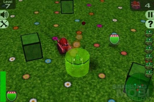 Crazy Tanks – стальная победа для Android