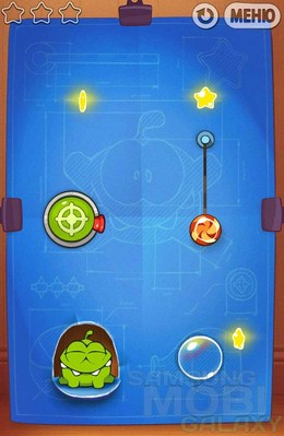 Cut the Rope: Experiments – конфетные эксперименты для Android