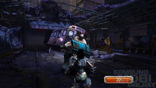 Death Dome - 3D файтинг для Android