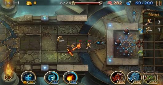 Lair Defense: Shrine – драконье противостояние для Android