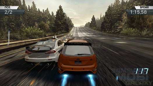 Игра Need for Speed™ Most Wanted для Андроид