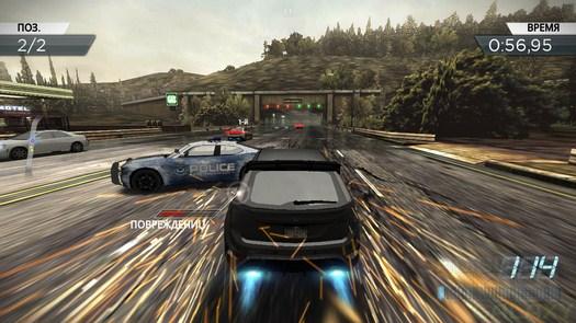 Игра Need for Speed™ Most Wanted для Андроид
