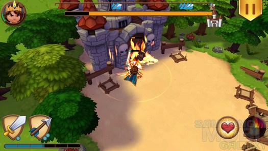 Игра Royal Revolt! для Samsung Galaxy SIII Ace 2 Note 2 Tab и Gio