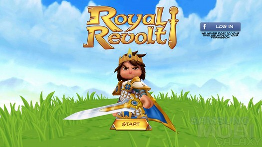 Игра Royal Revolt! для Android