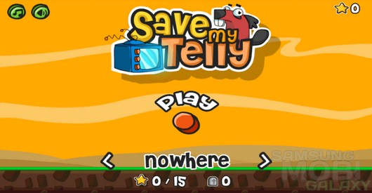 "Save My Telly – защита ""телевизионного ящика"" для Android"
