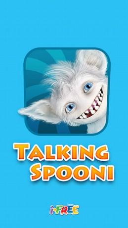 Talking Spooni - говорящий Спуни на Андроид