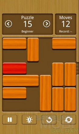 Unblock Me FREE – разблокируй мозг для Android