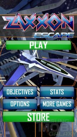 Игра Zaxxon Escape для Android