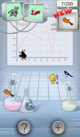 Alchemy Genetics – удачные эксперименты для Android