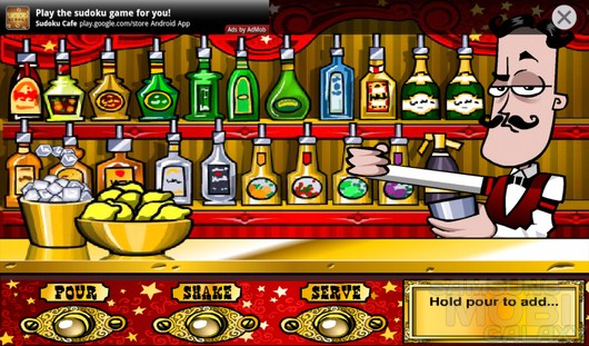 Bartender Mix Genius – барный гений для Android