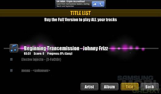 Beat Hazard – космические войны под любимую музыку для Android