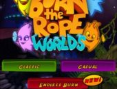 Burn the Rope Worlds – сожженные нити для Android