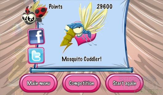 ByeBye Mosquito – месть комарам для Android
