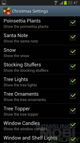 Christmas HD - отличные живые обои к рождеству
