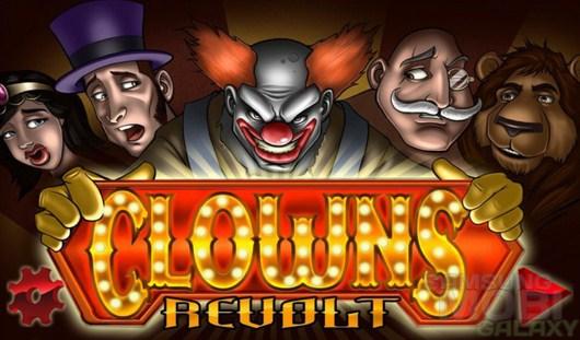 Clowns Revolt – грустный клоун