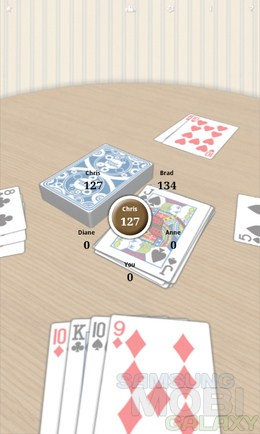 Crazy Eights 101 – сто и одно очко для Android